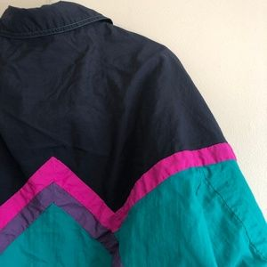 Vintage Jackets & Coats - Vintage 90s Windbreaker